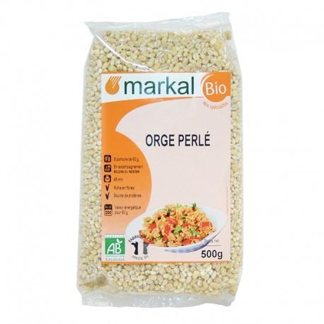 Orge perlé  500GR Markal