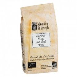 Farine de blé T80 1kg Moulin Saint Joseph