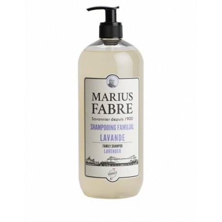 Shampoing familial lavande 1L