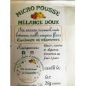 Mélange doux Micro Pousses 30 40 g  grande barquette
