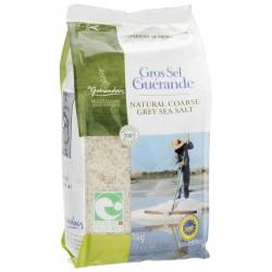 Gros sel de Guérande humide 1 kg