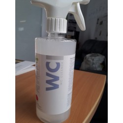 Liquide WC flacon  500ml avec spray