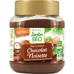 Pâte à tartiner chocolat noisette 350g