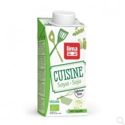 LIMA SOY soja cuisine 200 ML