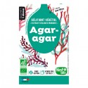 Agar-agar bio - 5 sachets de 4g