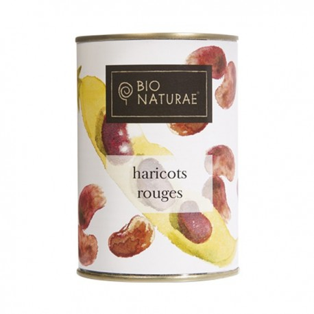 Haricots rouge 400g