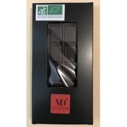 Tablette Chocolat 100% Noir Origine Sierra Léone .  Duplanteur 70 G Bio