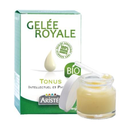 Gelée royale 100% fraiche , BIO, origine Italie Pollenenergie