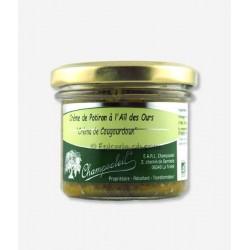 Champsoleil Crème de potiron à l'ail des ours - 100g