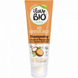 Shampooing I Love Bio SOS cheveux secs