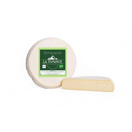 Extravache au lait cru Bio type reblochon 400 g Echanges Paysans