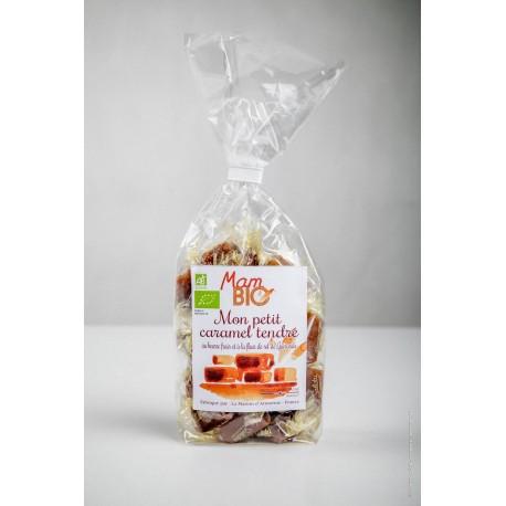 MAM BIO -Maison d'Armorine -- Caramel tendre Bio  sachet 150G