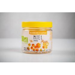 MAM BIO -Maison d'Armorine --Bonbonnière miel Bio 120g