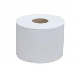 Papier toilette PAPECO recyclé francais écolabel rouleau de 600 feuilles