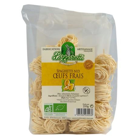Lazzaretti Spaghettis en nids - 250g