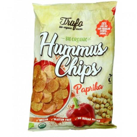 Chips houmous nature 75gr Trafo Bio
