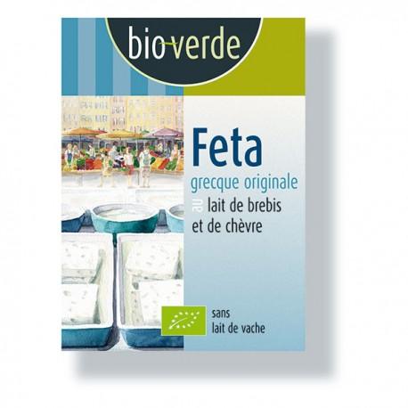 Féta Grecque Originale 180 GR BioVerde
