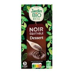 Chocolat Noir Dessert Intense 70% de cacao 200g