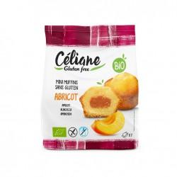 Mini muffins moelleux coeur d'abricot 200g (sans gluten)