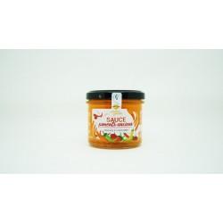 Le Fabuleux Jardin -- sauce piments anciens bio - 90g
