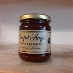 Confiture de prunes corses 250  g
