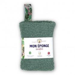 Anotherway -- Eponge lavable cuisine verte