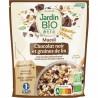 JBE Muesli Chocolat noir et Graines de lin -375g