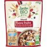 JBE Muesli Extra Fruits sans sucres ajoutés 375g