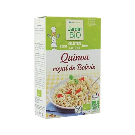 Quinoa royal bio de Bolivie 400g
