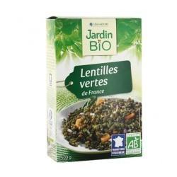 Lentilles vertes  BIO 400g