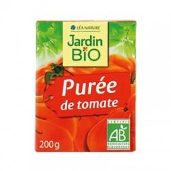 Purée de tomate bio  200g
