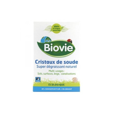 Cristaux de soude multi usages 500g