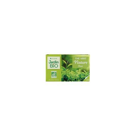 Thé vert doux bio  40g