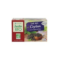 Thé noir bio de Ceylan Biodynamie