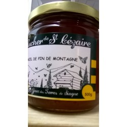 Miel pins de montagne 500 g